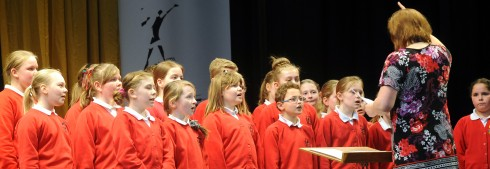 Childrens Choir ulverston