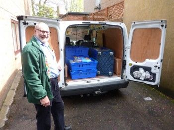 Barrow foodbank volunteer 1