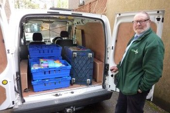 Barrow foodbank volunteer 2