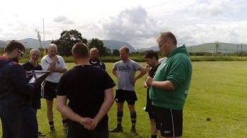 Rugby coaches