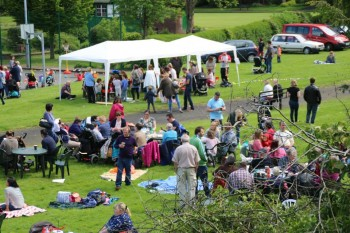 Denton Holme Big Lunch 2