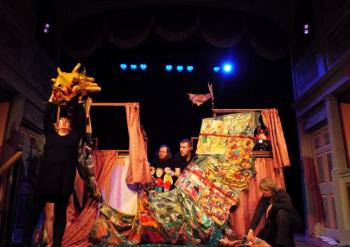 Dragon theatre Prism Arts