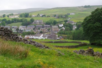 Nenthead Village