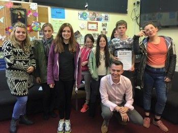 Ormsgill Youth Club in Barrow-in-Furness were one of many Cumbrian youth clubs to take part in the workshops
